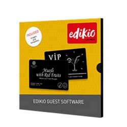 EDS01201 - Mise à jour du logiciel Edikio Guest Start vers Plus Edition