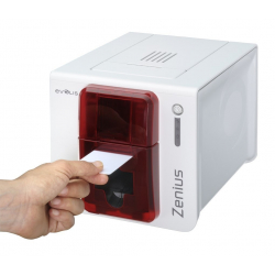 Imprimante à badges PVC EVOLIS Zenius