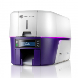 525300-003 Imprimante à badges Datacard Entrust DS1 recto/verso face USB
