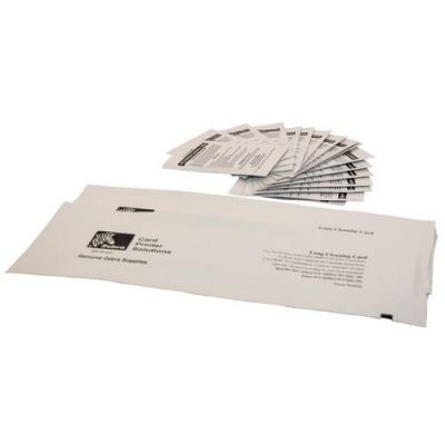 Kit Nettoyage Zebra P330i (25 cartes longues, 25 standard)