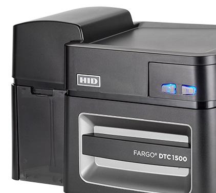 Imprimante badges Fargo HID DTC et HDP