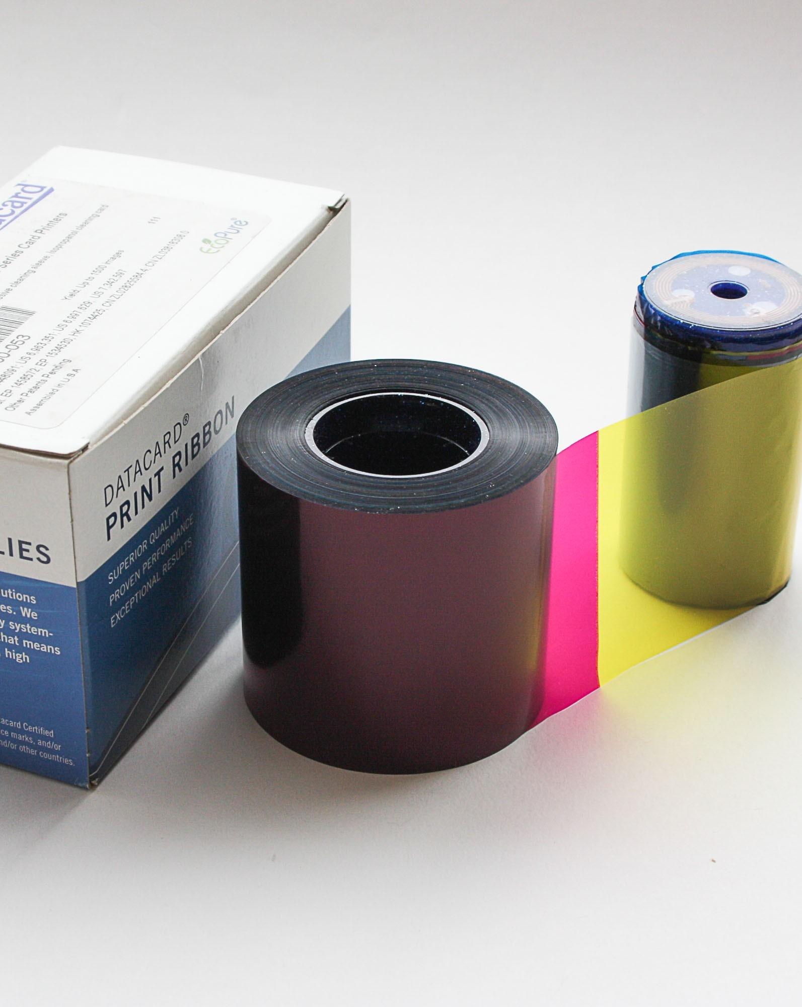 Rubans couleur et monochrome Datacard SP25 / SP25Plus - Cardalis