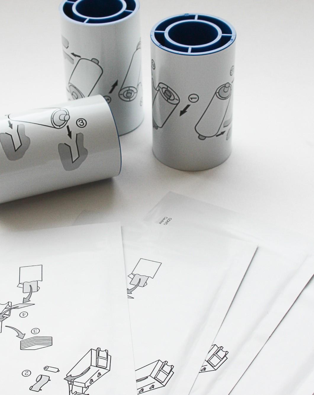 Kit de nettoyage et produits d'entretien pour imprimantes Datacard