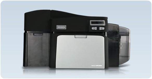 Rubans couleur et monochrome imprimantes Fargo DTC4000, DTC 4250e