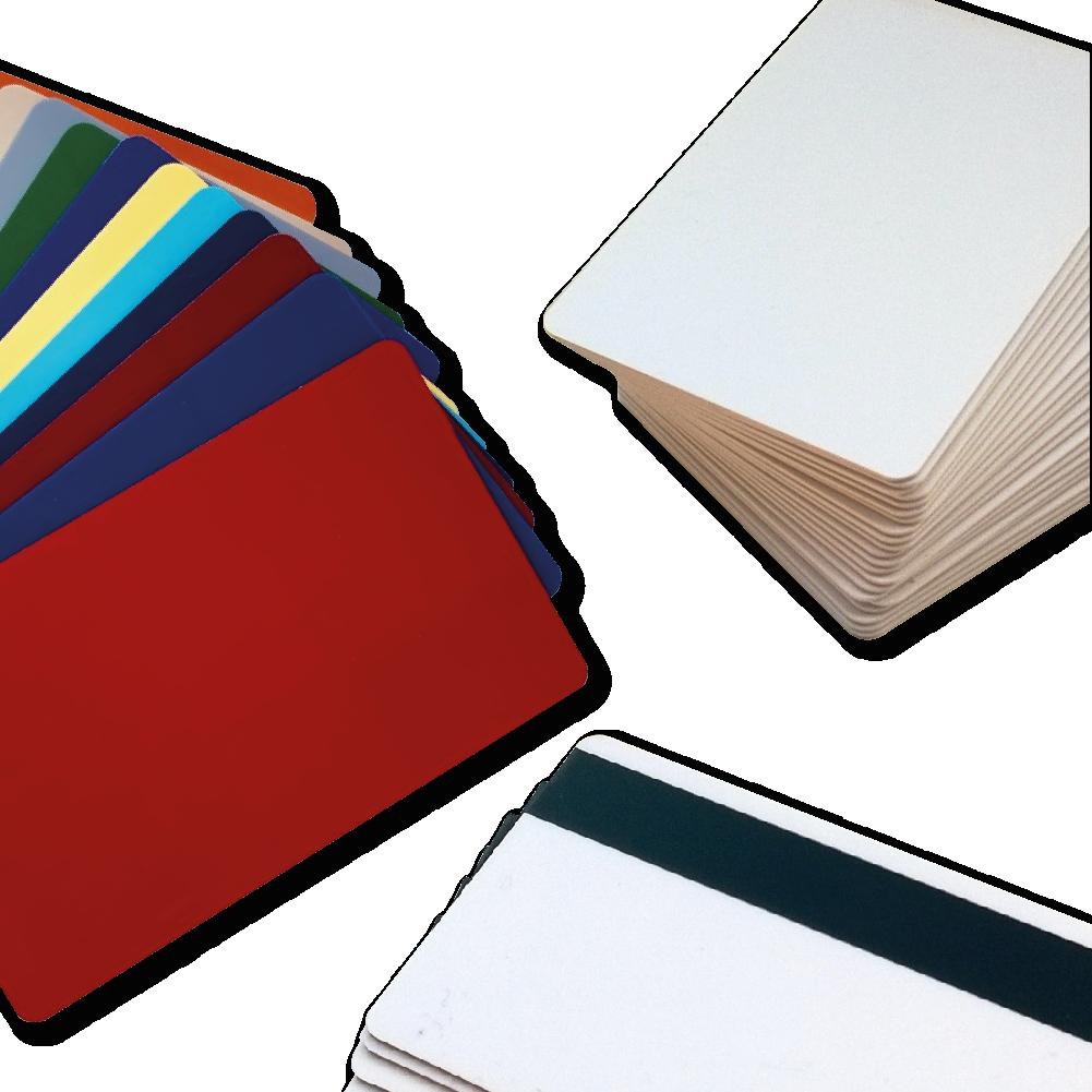 Cartes et badges plastiques à imprimer - Cardalis