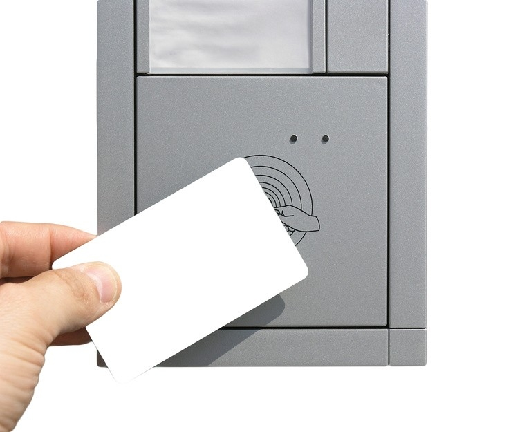 Cartes RFID sans contact, Mifare 13,56 Mhz, proximité 125Khz, NTAG