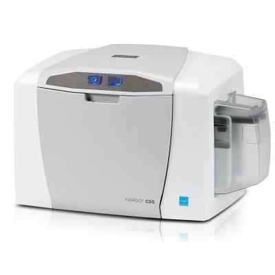 Rubans et consommables pour imprimante Fargo HID C50 - Cardalis