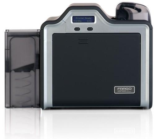 Rubans couleur et films retransfert imprimante Fargo HDP5000