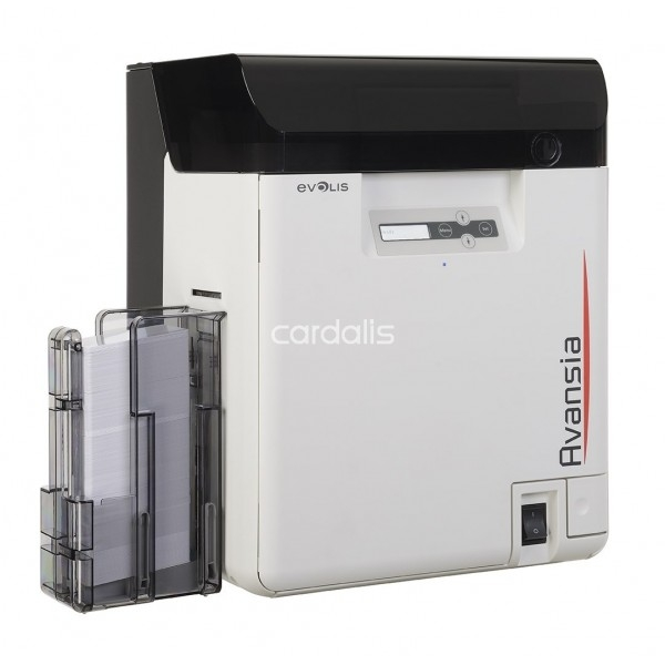 Imprimantes à cartes et badges avec encodeur RFID - Cardalis