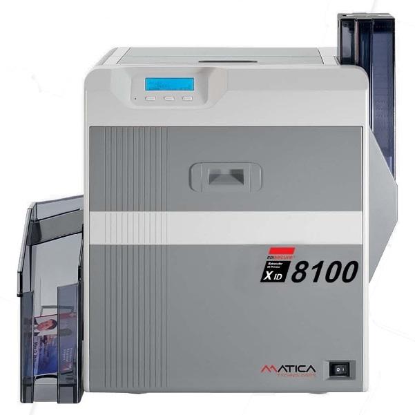 Consommables et rubans pour imprimantes Matica XiD 8100 - Cardalis