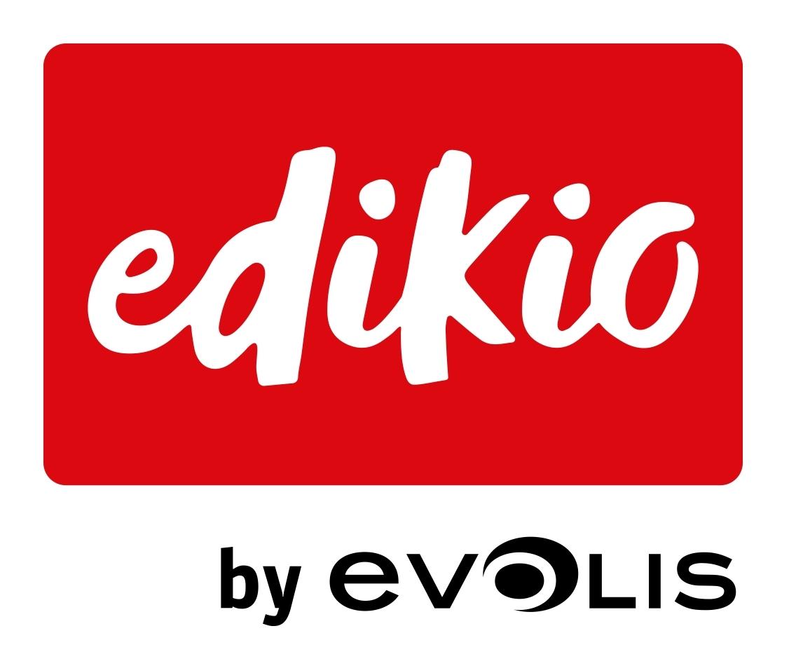 Evolis Edikio - Rubans d'impression monochrome pour imprimantes - Cardalis