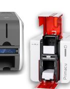 Imprimantes à badges PVC et système d'impression sur cartes plastique